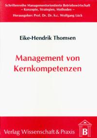 Cover Management von Kernkompetenzen