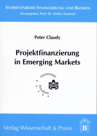 Cover Projektfinanzierung in Emerging Markets