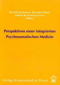 Cover Perspektiven einer integrierten Psychosomatischen Medizin