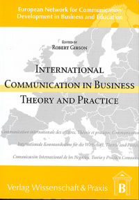 Cover International Communication in Business