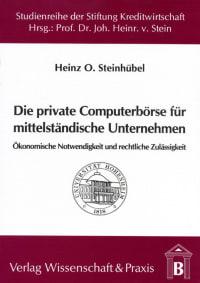 Cover Die private Computerbörse für mittelständische Unternehmen