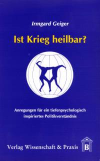 Cover Ist Krieg heilbar?