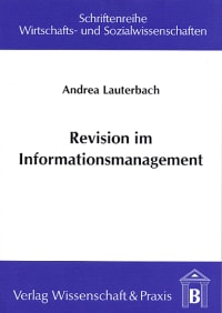 Cover Revision im Informationsmanagement
