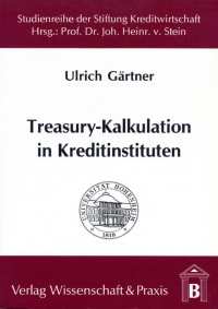 Cover Treasury-Kalkulation in Kreditinstituten