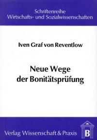 Cover Neue Wege der Bonitätsprüfung