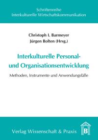 Cover Interkulturelle Personal- und Organisationsentwicklung