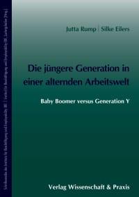 Cover Die jüngere Generation in einer alternden Arbeitswelt