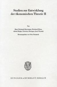 Cover Geschichte merkantilistischer Ideen und Praktiken