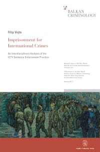 Cover Imprisonment for International Crimes