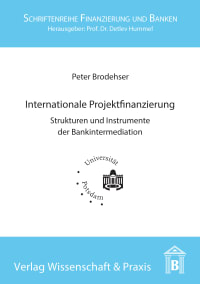Cover Internationale Projektfinanzierung