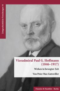 Cover Vizeadmiral Paul G. Hoffmann (1846–1917)