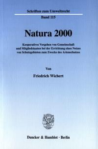 Cover Natura 2000