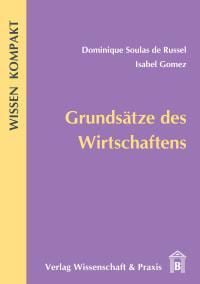 Cover Grundsätze des Wirtschaftens
