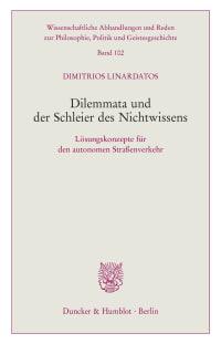 Cover Dilemmata und der Schleier des Nichtwissens
