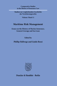 Cover Maritime Risk Management