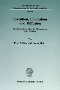 Cover Invention, Innovation und Diffusion