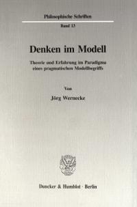Cover Denken im Modell