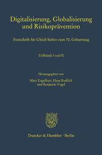 Cover Digitalisierung, Globalisierung und Risikoprävention