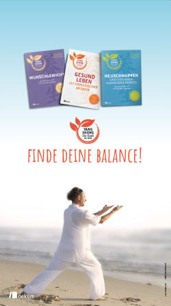 Finde Deine Balance!