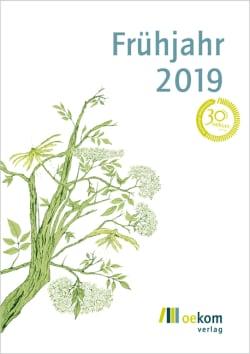 Buchhandelsvorschau Frühjahr 2019