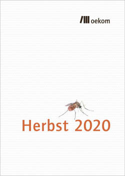 Buchhandelsvorschau Herbst 2020