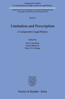 Cover Limitation and Prescription