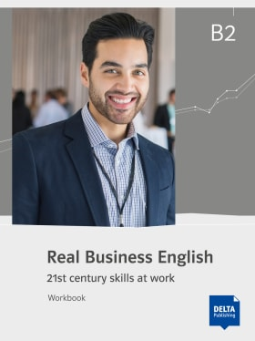 Cover Real Business English B2 9783125016743