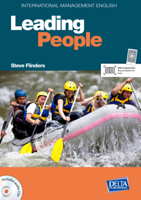 Cover International Management English Series: Leading People B2-C1 9783125013322