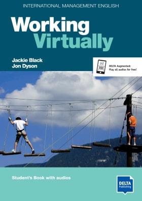 Cover International Management English Series: Working Virtually B2-C1 9783125013346