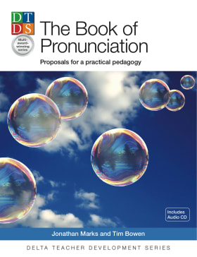 Cover The Book of Pronunciation 9783125013605