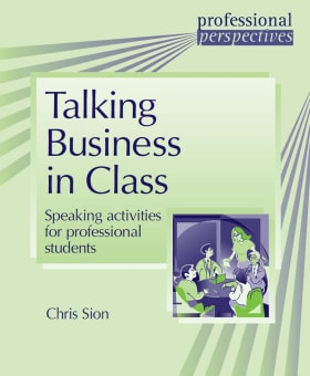 Cover Talking Business in Class 9783125016071