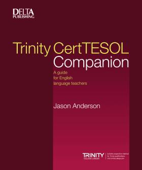 Cover Trinity CertTESOL Companion 9783125016231