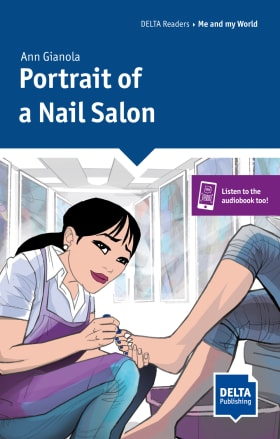 Cover Portrait of a Nail Salon 9783125011311