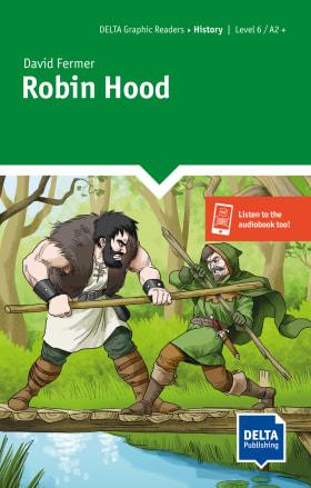 Cover Robin Hood 9783125011199