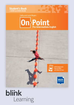 Cover On Point Pre-Intermediate English (B1) NP00850126302