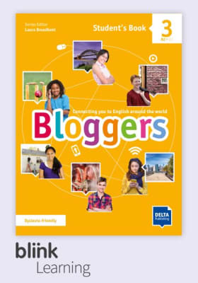 Cover Bloggers 3, A2-B1 NP00850120691