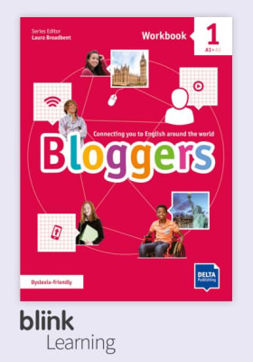 Cover Bloggers 1, A1-A2 NP00850120301
