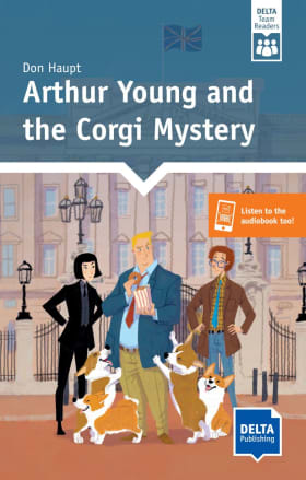 Cover Arthur Young and the Corgi Mystery 9783125309111