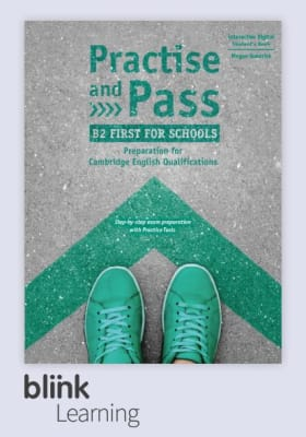 Cover Practise and Pass B2 First for Schools NP00850170401