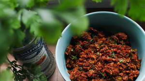 Rezept für indische Kormapaste