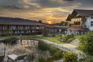 Urlaub im 4-Sterne-Hotel Lindenwirt zu gewinnen