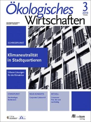 Cover Klimaneutralität in Stadtquartieren