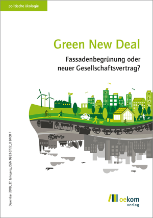 Cover Green New Deal