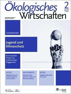 Cover Jugend und Nachhaltigkeit