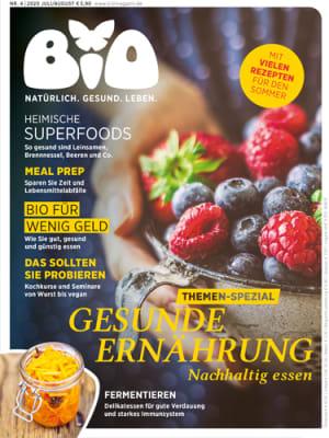 Cover Themen-Spezial: Gesunde Ernährung