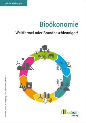 Cover Bioökonomie