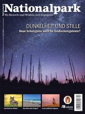 Cover Dunkelheit und Stille