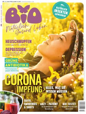 Cover Corona Impfung