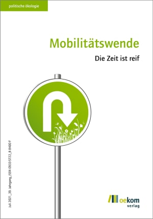Cover Mobilitätswende