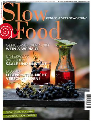 Cover Dossier: Lebensmittel nicht verschwenden!
